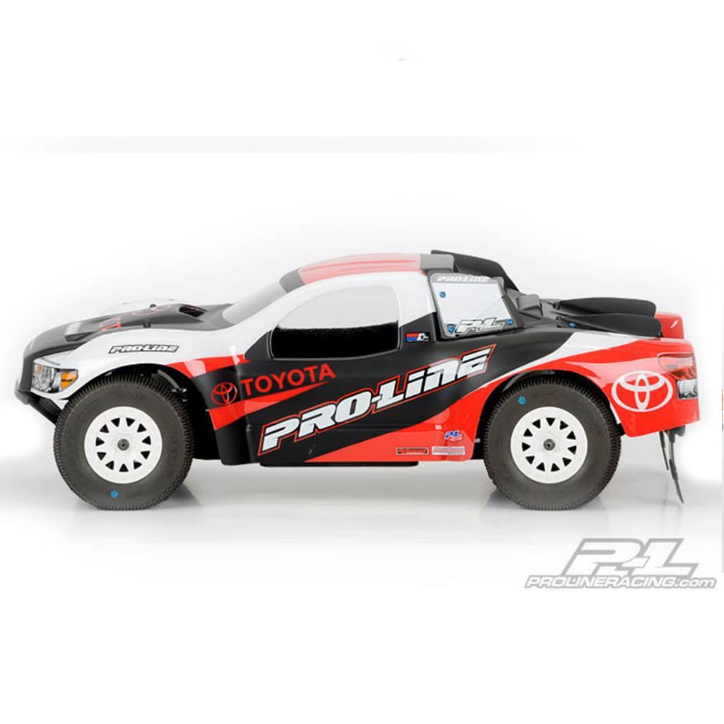 Proline Toyota Tundra >> Proline Racing PRO3364-00 Toyota Tundra Clear Body for Slash, Slash 4x4, SC10, XX-SCT - Michael ...