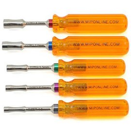 MIP Nut Driver Wrench Metric Set (5)