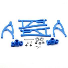 RPM R/C Products Blue Revo True-Track Rear A-Arm Conversion Kit