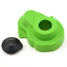 RPM R/C Products Green Sealed Gear Cover Bandit, Rustler, Stampede and Slash