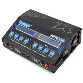 Team Associated ASC27200  Reedy 1216-C2 Dual AC/DC Competition Balance Charger