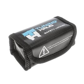 Tuning Haus TUH1003  1S or 2S Shorty Lipo Safety Storage Bag