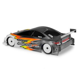 J Concepts A-One Lighweight 190mm Touring Car Clear Body .25