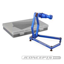 J Concepts Tire Balancer w/ Case-Blue