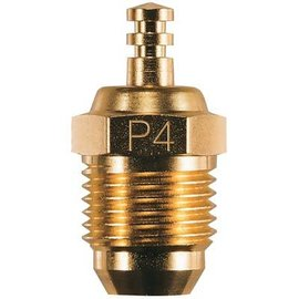 """OS Engines Speed P4 Gold """"Super Hot"""" Glow Plug"""