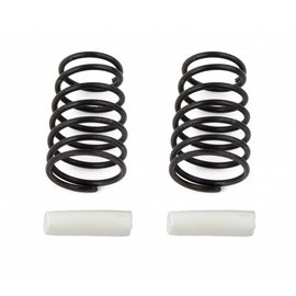 Team Associated RC10F6 Side Springs, White, 4.7 lb/in (Kit Spring)
