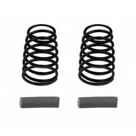 Team Associated RC10F6 Side Springs, Gray, 5.2 lb/in (Kit Spring)
