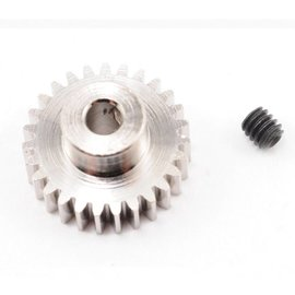 "Robinson Racing RRP1027 27T Pinion Gear Steel 48P 1/8"" or 3.17mm Bore"
