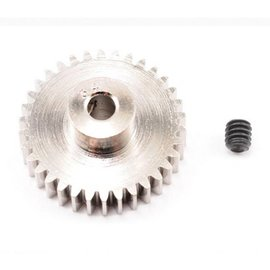 "Robinson Racing RRP1034 34T Pinion Gear Steel 48P 1/8"" or 3.17mm Bore"