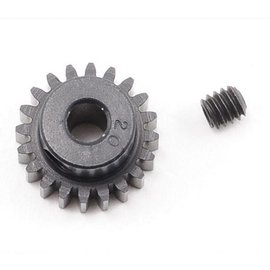 "Robinson Racing 20T Pinion Gear 48P Aluminum 1/8"" or 3.17mm Bore"