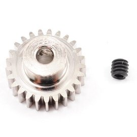 "Robinson Racing RRP1025 25T Pinion Gear Steel 48P 1/8"" or 3.17mm Bore"