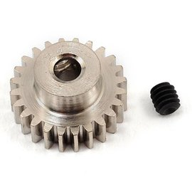 "Robinson Racing RRP1024 24T Pinion Gear Steel 48P 1/8"" or 3.17mm Bore"