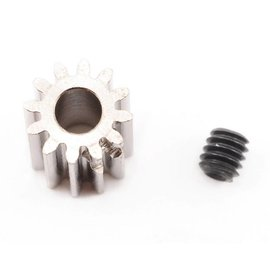 "Robinson Racing 12T Pinion Gear Steel 48P 1/8"" or 3.17mm Bore"