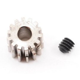 "Robinson Racing 14T Pinion Gear Steel 48P 1/8"" or 3.17mm Bore"