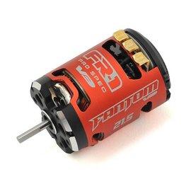 Fantom Racing FAN19415WP 21.5 Turn V3 Works Plus Brushless Motor (12.5mm)