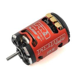 Fantom Racing 17.5 Turn V3T Works Plus Brushless Motor (12.5mm)