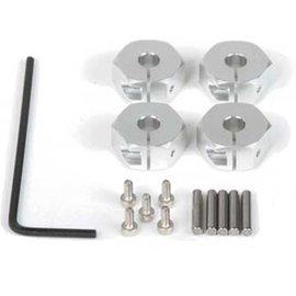 Tamiya Clamp Type Aluminum Wheel Hub 6mm