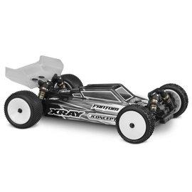J Concepts JCO0340  S2-XRAY XB4 Buggy Body w/ Aero Wing