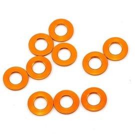 Xray Aluminum Shim 3x6x0.5mm Orange (10)