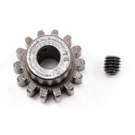Robinson Racing 14T Pinion Gear X-Hard Steel Mod1 w/5mm Bore