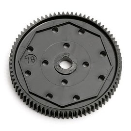 Team Associated ASC9652 B6 Spur Gear, 78T 48P