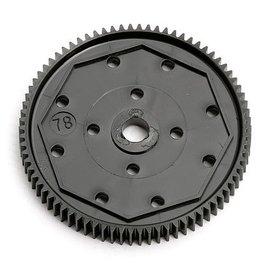 Team Associated B6 Spur Gear, 78T 48P