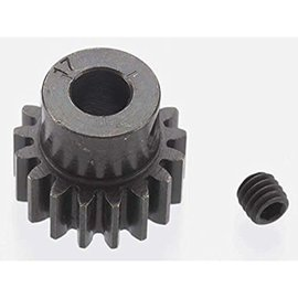 Robinson Racing 17T Pinion Gear X-Hard Blackened Steel 32P w/5mm Bore
