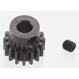 Robinson Racing 16T Pinion Gear X-Hard Blackened Steel 32P w/5mm Bore