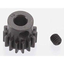 Robinson Racing 15T Pinion Gear X-Hard Blackened Steel 32P w/5mm Bore