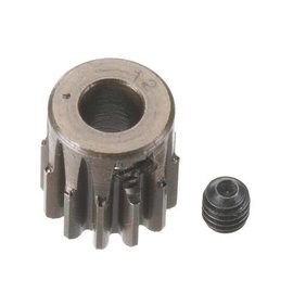 Robinson Racing 12T Pinion Gear X-Hard Steel .8 Mod w/5mm Bore