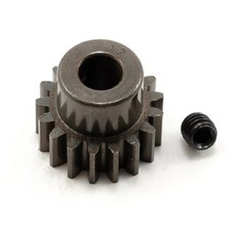 Robinson Racing 17T Pinion Gear X-Hard Steel .8 Mod w/5mm Bore