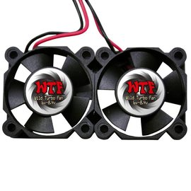 WTF - Wild Turbo Fan Twin 30mm Ultra High Speed Motor Cooling Fan