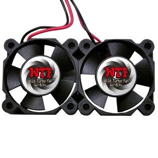 WTF - Wild Turbo Fan WTF3010TWIN Twin 30mm Ultra High Speed Motor Cooling Fan
