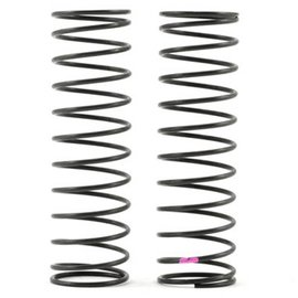 Kyosho XGS011  Big Bore Shock Spring Rear Pink Soft (2)