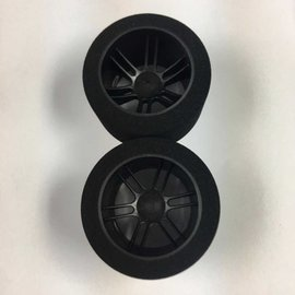 BSR 45mm Wide Touring Tire 30 Shore Drag Nitro Carbon Wheels