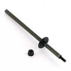 IRS Blue D-Ring Graphite Rear Axle