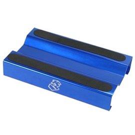 3-Racing Blue 1:10 & 1:12 Aluminum Setup Stand