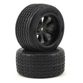 Protoform PRM10139-18 VTA Rear Tires(31mm) Mounted on Black Wheels (2)