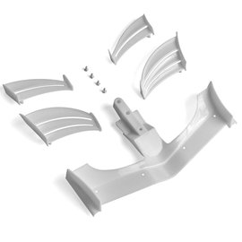 Mon-Tech Racing MB-017-007  2017 Front F1 Wing - White