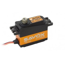 Savox SV1250MG High Voltage Micro Tail Servo .095/111.1 OZ @ 7.4