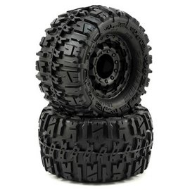 "Trencher 2.8"" All Terrain Tires Mounted on F-11 17mm Hex wheels (2)"