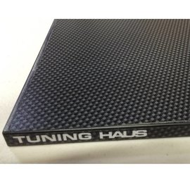 Tuning Haus Matte Carbon Wrap for TUH1020