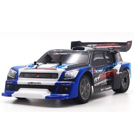 Carisma Blue GT24R 1/24 Scale Micro 4WD Rally, RTR