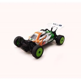 Carisma CIS57668GREEN GT24B 1/24 Scale Micro 4WD Buggy, RTR