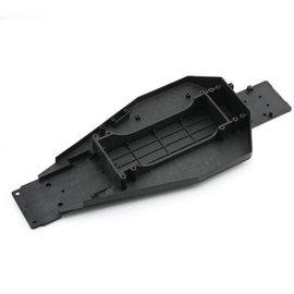 Traxxas Black Lower Chassis Rustler/Bandit