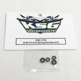 KSG ULW Front End Spring Buckets