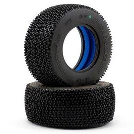 Proline Racing Caliber 2.0 SC 2.2/3.0 M3 Soft Tires (2) Fits Short Course Wheels (2)