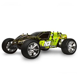 Rage R/C R10ST Stadium Truck RTR, 1/10 Scale, Brushless, w/ a Battery, and Charger