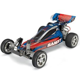 Traxxas Blue Bandit 1/10 Extreme Sports Buggy RTR