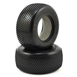 J Concepts JCO3188-010  Pin Down Carpet SCT 3.0 x 2.2 Tires (2) (Pink)